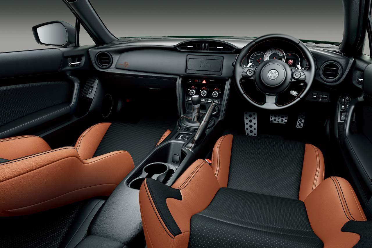 ブリティッシュグリーンの『トヨタ86』期間限定モデルが7月発売へ。高性能パッケージも用意