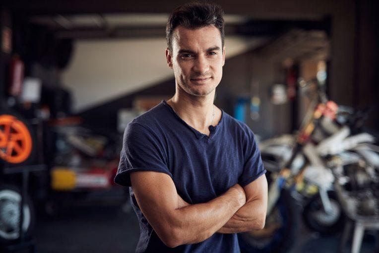 MotoGP | MotoGP:ペドロサ、右鎖骨の再建手術を実施。「現状を克服することに専念する」