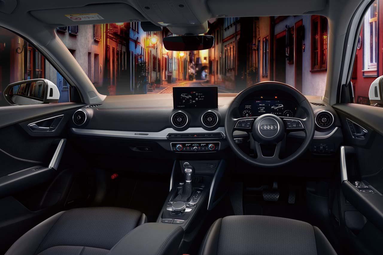 """アウディ、SUVシリーズの『Q7』『Q2』に限定モデル""""ブラックスタイリング""""を設定"""