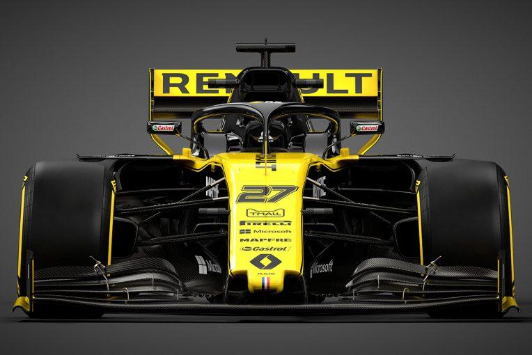 F1 | 【F1新車ギャラリー】ルノーF1チーム R.S.19