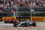 F1 | メルセデスF1トップ、フェラーリとの考えの違いを指摘。「我々は2位でも構わない」