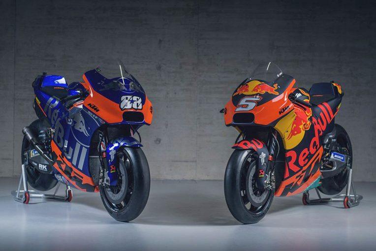 MotoGP | KTMが2019年MotoGP参戦体制を発表。サテライトチーム、テック3のRC16カラーリングもお披露目