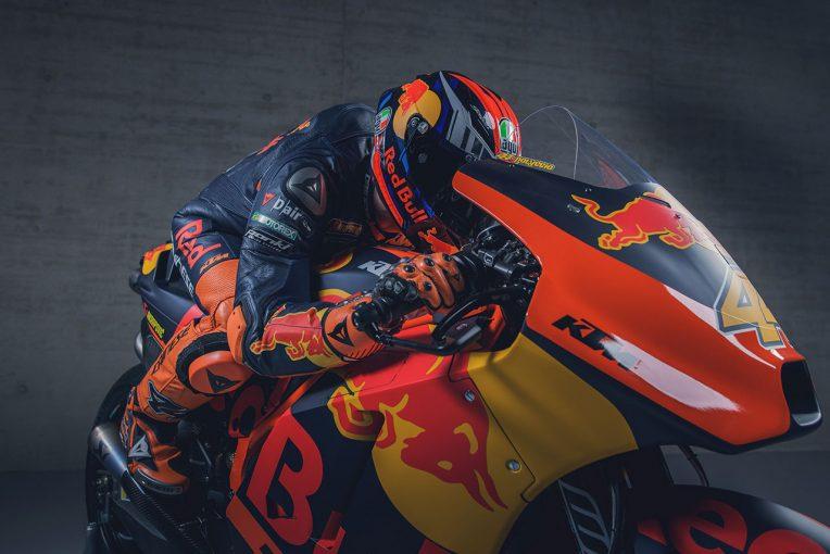 MotoGP | MotoGPクラス参戦3年目のKTMファクトリー、2019年仕様RC16各部ショットを公開