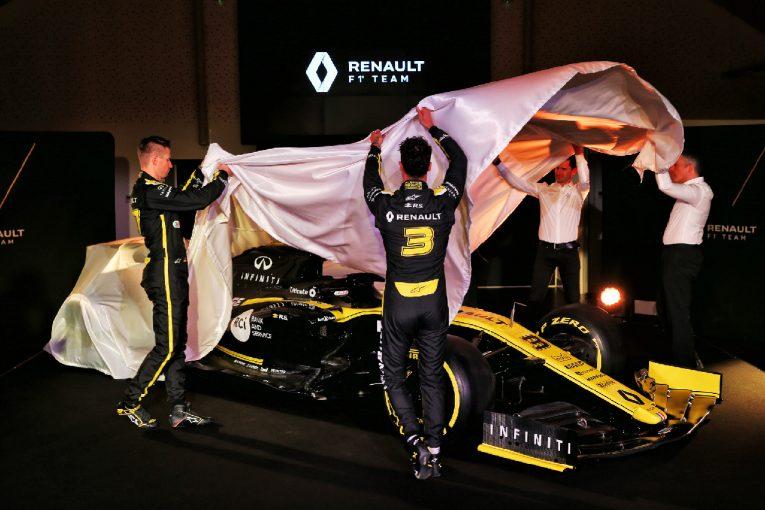 F1 | ルノーF1新車『R.S.19』の完成遅れる。シェイクダウンプラン中止の可能性も