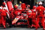 F1   フェラーリF1、上級エンジニアがルクレール担当へ。ドライバー間のクルー入れ替えも実施