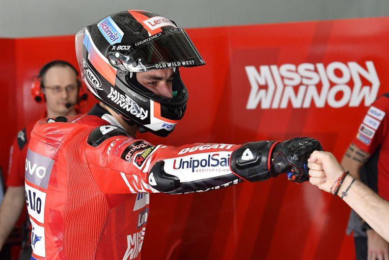 MotoGP | MotoGP:ペトルッチ、走らせ方が完璧なのはマルケス。「常に可能性と限界を超えている」【インタビュー後編】