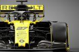 F1 | 【津川哲夫の2019私的新車チェック:ルノー】インテーク開口部など冷却容積拡大に見えるパワーユニット性能&信頼性向上の狙い