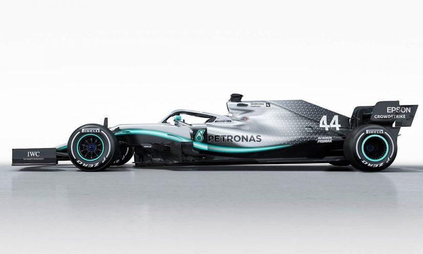 F1   【F1新車ギャラリー】メルセデスW10 EQ Power+