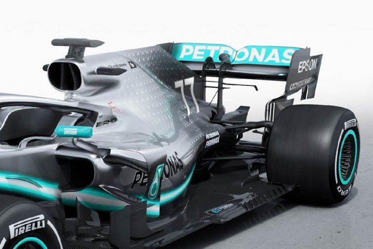 F1 | 【津川哲夫の2019私的新車チェック:メルセデス】個性的&複雑なエアロは今年も継続。課題はやはり持病のブレーキ熱か