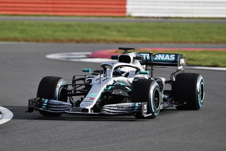 F1 | 【動画】メルセデスF1が新車W10 EQ Power+をシェイクダウン