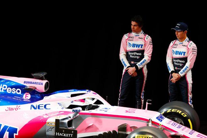 スポーツペサ・レーシング・ポイントF1の2019年カラーを発表