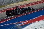 海外レース他 | インディカー合同テスト:ルーキーのハータが最速で一躍注目の的に。琢磨は最後にタイムアップ