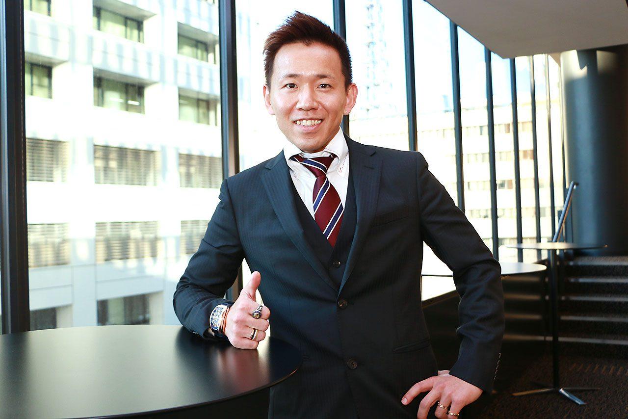 2018年シーズンのJSB1000で11レース中8勝を挙げ、チャンピオンを奪還を果たした中須賀克行