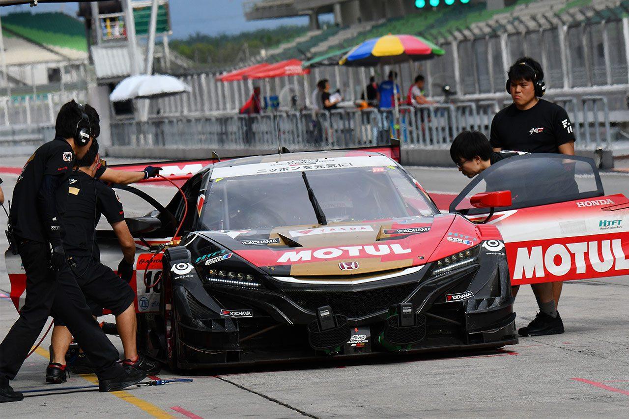 スーパーGTセパンテスト:2日目はKONDO RACINGのGT-Rが最速。テスト前半を締めくくる