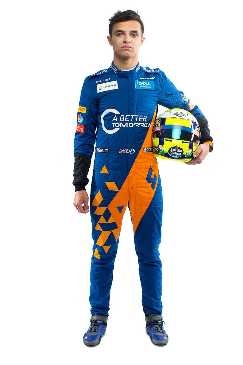 マクラーレンF1チーム ランド・ノリス