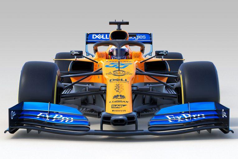 F1 | 【F1新車ギャラリー】マクラーレンF1チーム MCL34