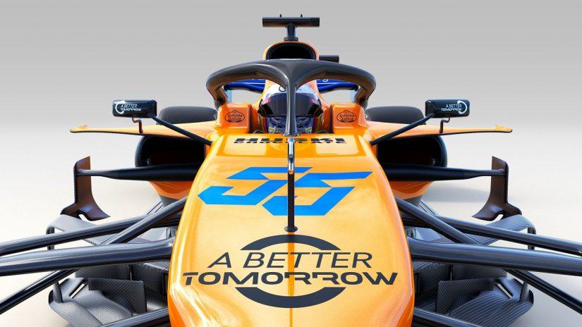 F1 | 【津川哲夫の2019私的新車チェック:マクラーレン】名門復活に向けて今年最大級のコンセプト変更。トレンドと伝統が融合した意欲作