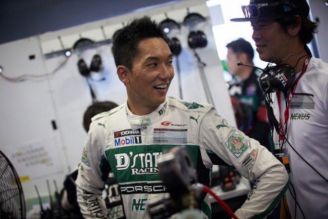 2019年もD'station RacingからスーパーGTに参戦する藤井誠暢