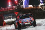 ラリー/WRC | 【順位結果】2019WRC第2戦スウェーデン SS1後