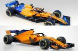 F1 | 【新旧F1マシンスペック比較】マクラーレン編:マシン設計の基礎に重点を置いたMCL34