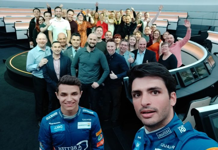 F1 | ド・フェラン、マクラーレンF1の新シーズンに期待。「チームには興奮と期待感が満ちている」