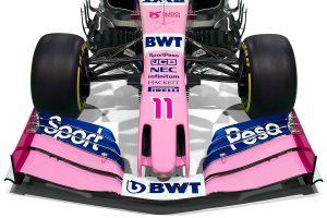 レーシング・ポイントRP19