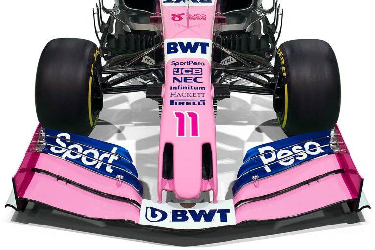 F1   【津川哲夫の2019私的新車チェック:レーシング・ポイント】経営陣変更にもブレなかった、真のレース屋職人たちの効率的マシン