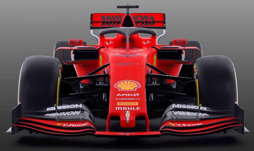 F1   フェラーリF1、2019年型マシン『SF90』を正式発表。新体制で王座奪還を狙う