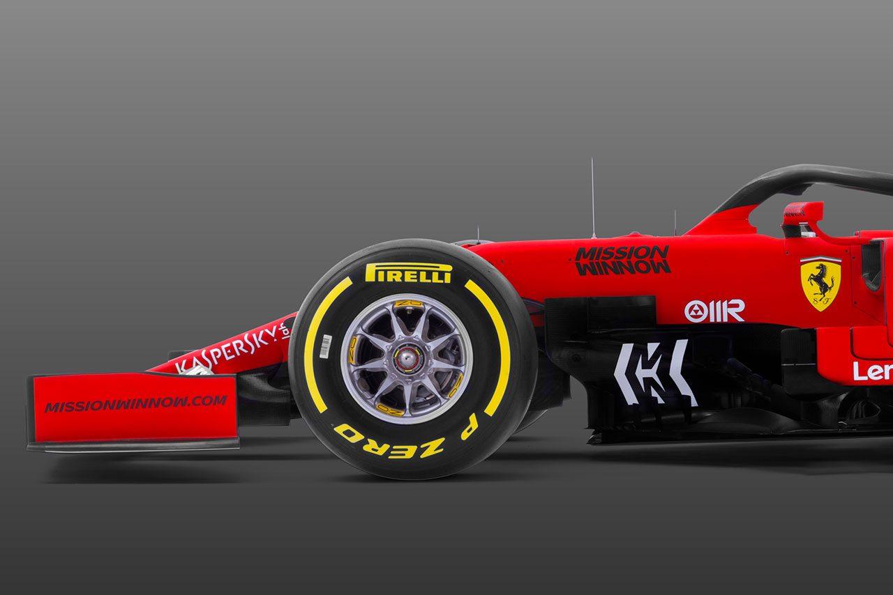 フェラーリF1 SF90