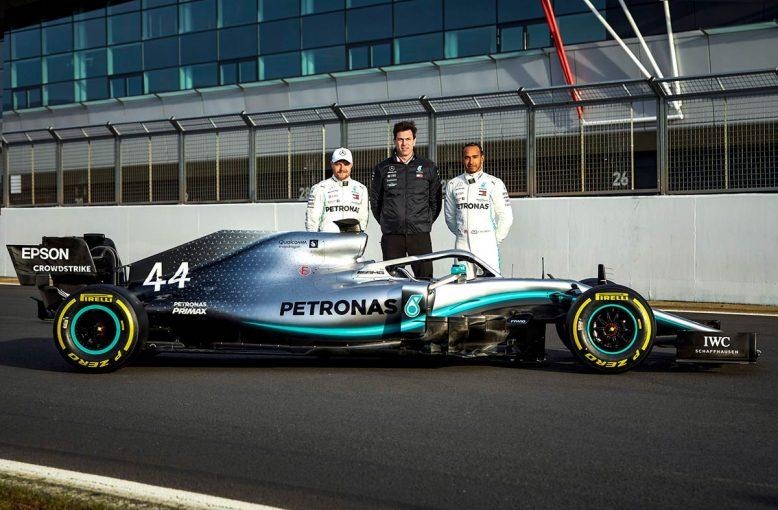 F1 | 7連覇目指すF1王者メルセデス、2020年型マシン『W11』の発表&シェイクダウンのスケジュールを公表