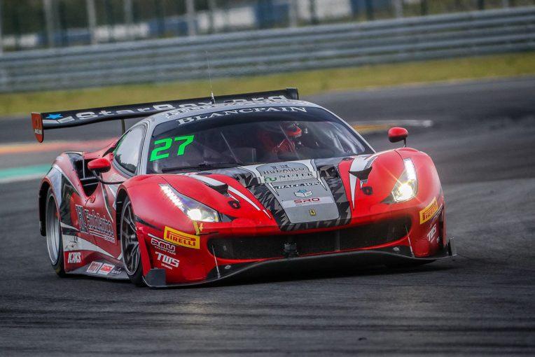ル・マン/WEC | フェラーリでブランパンGTアジア戦うハブオート・コルサ、2019年は坂本祐也&デビッド・ラッセル起用