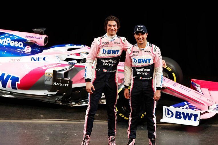 F1 | 新たなモチベーションを胸に2019年シーズンに挑むペレス。「目標はトップ3チーム直下の4番手」