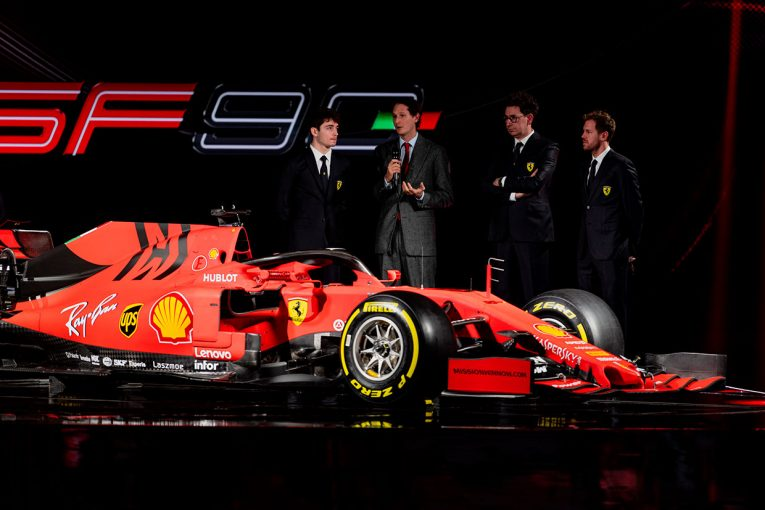 F1 | フェラーリF1、2020年型マシンの発表日を決定。早期ローンチのプランを代表が明かす