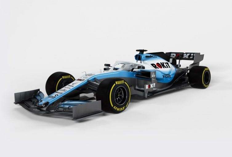 F1   【ギャラリー】ウイリアムズF1がニューマシン『FW42』の画像を初公開