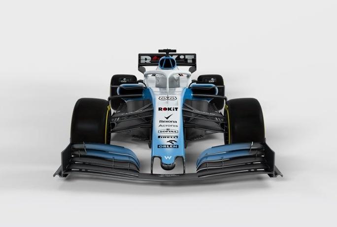 F1   ウイリアムズF1、合同テスト初日に新車FW42が間に合わず。2日目からの参加を目指す