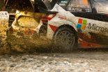 ラリー/WRC | WRC:トヨタ、スウェーデン2日目はラトバラに不運。「タイヤが充分にグリップせず」