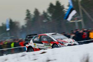 ラリー/WRC | 【順位結果】2019WRC第2戦スウェーデン SS16後