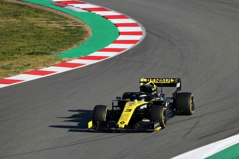 F1 | 【動画】ルノーF1が新車『R.S.19』をシェイクダウン。リカルドが21周を走行