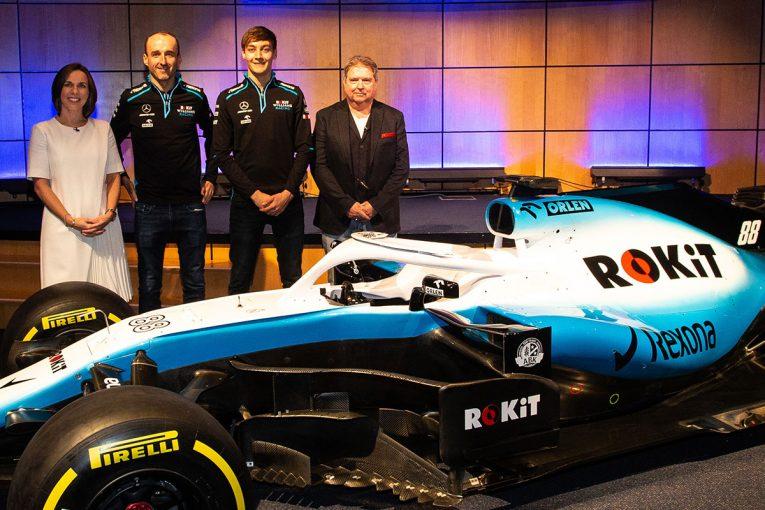 F1 | ロキットとの契約をまとめたウイリアムズF1副代表「父に反対されればチームを去る覚悟だった」