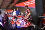 MotoGP | モリワキが2019年SBK参戦体制を発表。清成龍一が駆るCBR1000RRのカラーリングも公開