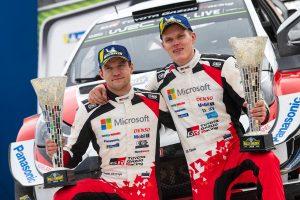 ラリー/WRC | 【順位結果】2019WRC第2戦スウェーデン 暫定総合