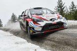 WRC:トヨタ率いるトミ・マキネン、第2戦制したタナクの走りは「20年前の自分を見ているよう」