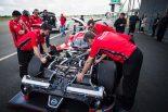 VRX30Aエンジンは2015年のル・マンに参戦したFFプロトタイプカー『ニッサンGT-R LMニスモ』に搭載されていた