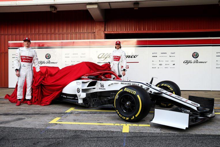 F1 | アルファロメオF1、2020年型マシン発表会の日程を明らかに