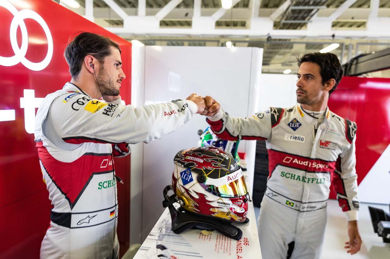 アウディ 2018/19フォーミュラE第4戦メキシコシティE-Prix レースレポート