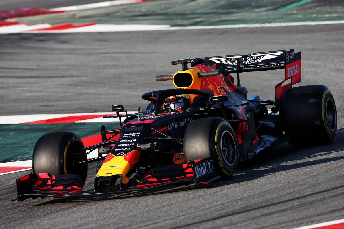 F1 | レッドブル・レーシング 2019年