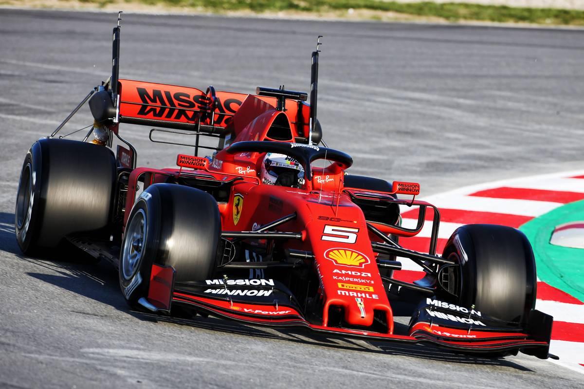 F1 | フェラーリ 2019年