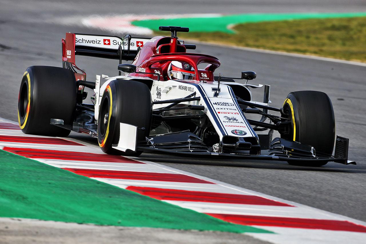 F1 | アルファロメオ・レーシング 2019年