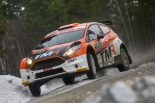 WRC:勝田貴元、第2戦スウェーデンは最終SSでリタイア。「これまでに経験したことがないコンディション」