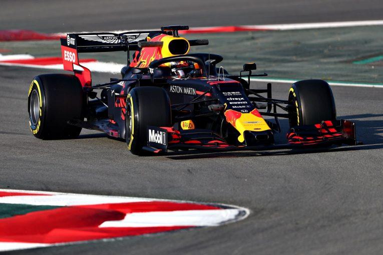 F1 | 【F1テスト1回目デイ1・タイム結果】ベッテルがトップ。レッドブル・ホンダのフェルスタッペンは午後にタイム更新、4番手に